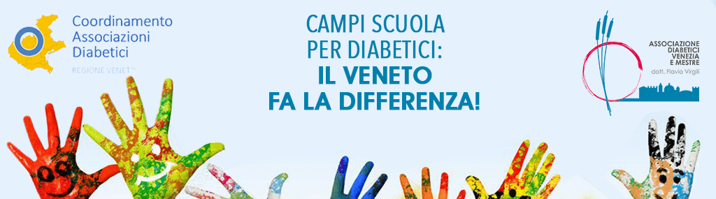 campi scuola per diabetici 2018